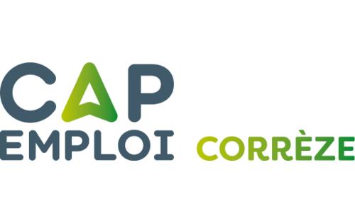 Logo Cap emploi 19 Corrèze, Tulle (Réseau Cap Emploi)